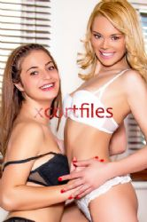 Malta & Presley<BR>Earls Court London Escort<BR>The Two Gorgeous<BR><font color=&quot;white&quot;><blink>New